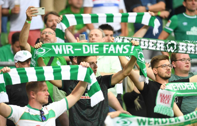 Werder erhöht Zuschauer-Zahl: 21.000 statt 14.000 Fans