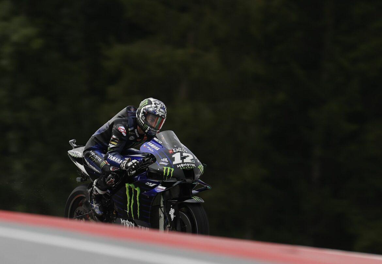 Yamaha-Werksteam suspendiert MotoGP-Fahrer Viñales