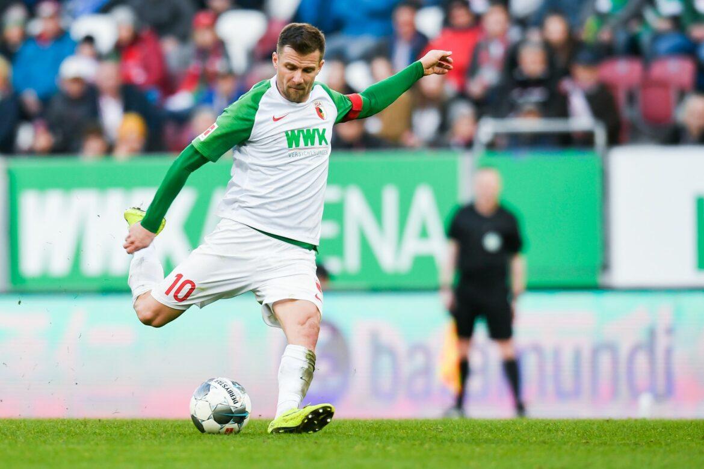 Ex-Kapitän Baier kehrt als Scout zum FC Augsburg zurück