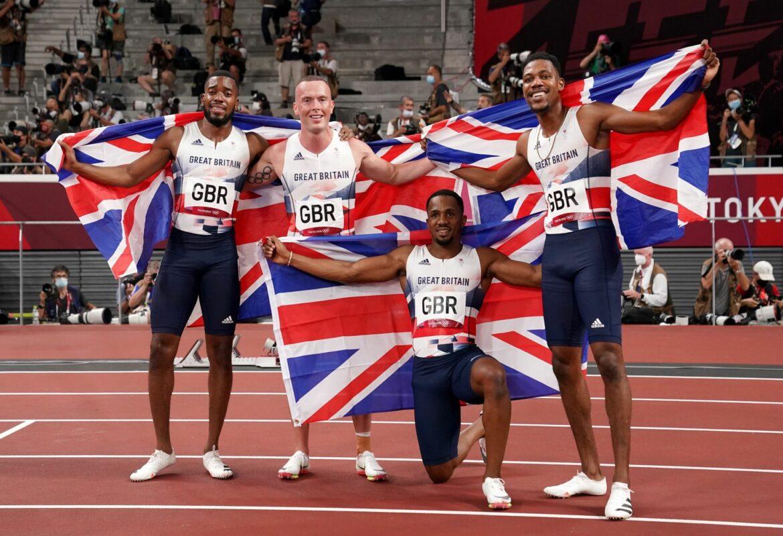 Dopingverdacht: Britischer Staffel droht Silber-Verlust