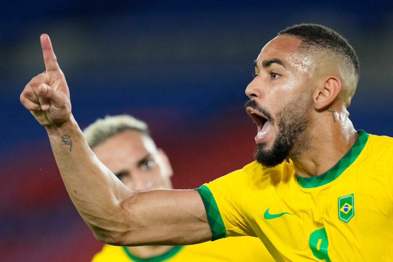 Brasilien mit sechs Olympiasiegern – Cunha im Kader
