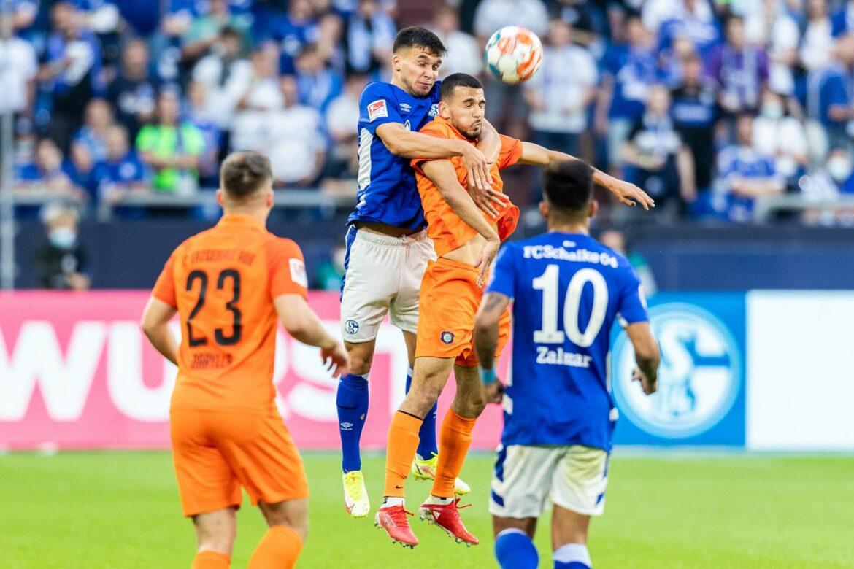 Nur Remis gegen Aue – Nächster Heimdämpfer für Schalke