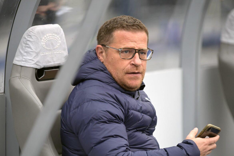 Sportdirektor Eberl: «Sehr zufrieden» mit Kader