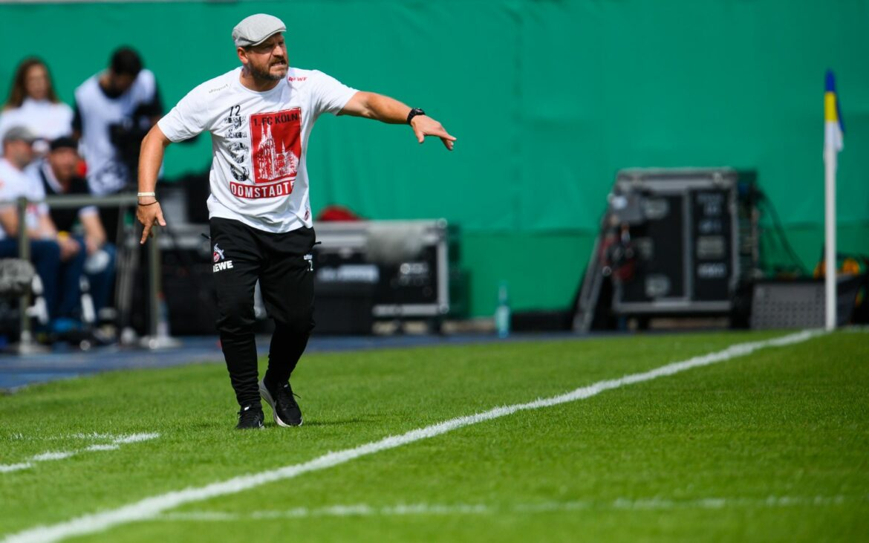 Köln-Coach Baumgart: Fürs Impfen, aber gegen Zwang