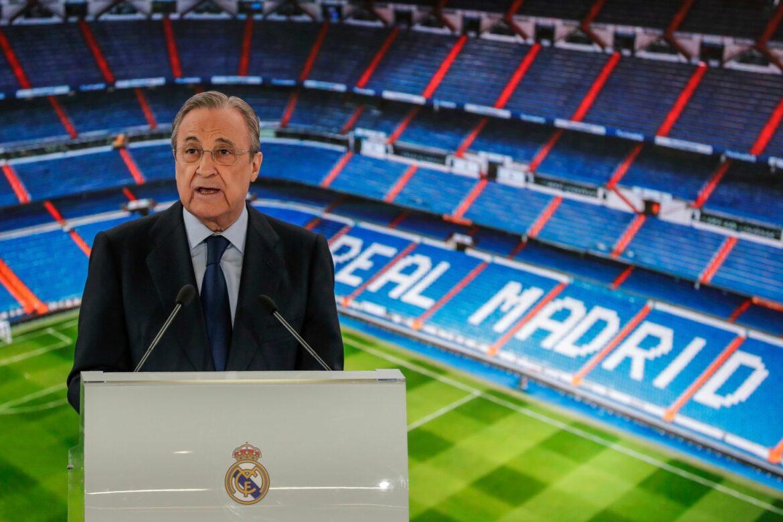 Real dementiert Bericht über möglichen Liga-Wechsel