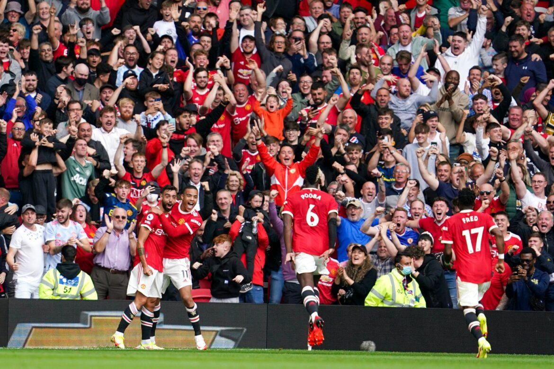 Manchester United startet mit Sieg und präsentiert Varane