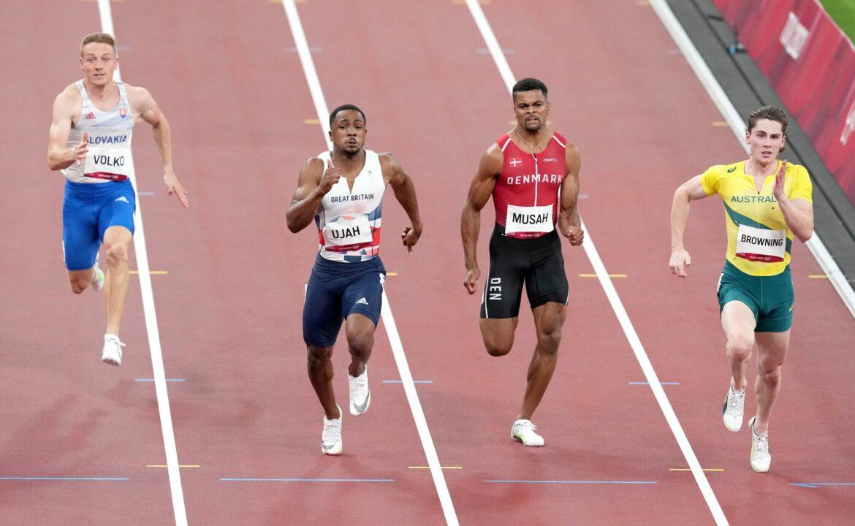 Britischer Sprinter Ujah bestreitet Doping