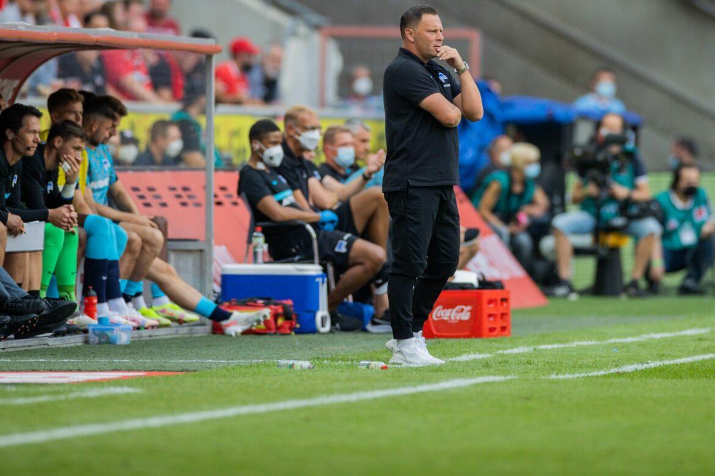 Hertha-Coach Dardai sah es kommen: «Das war der Blitzschlag»