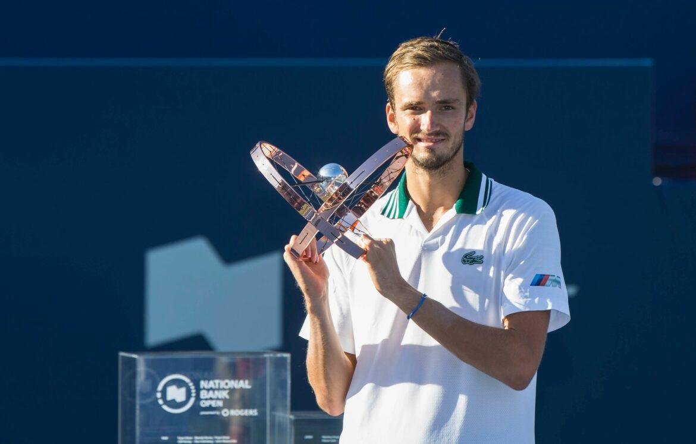 Russe Medwedew gewinnt Masters-Turnier in Toronto
