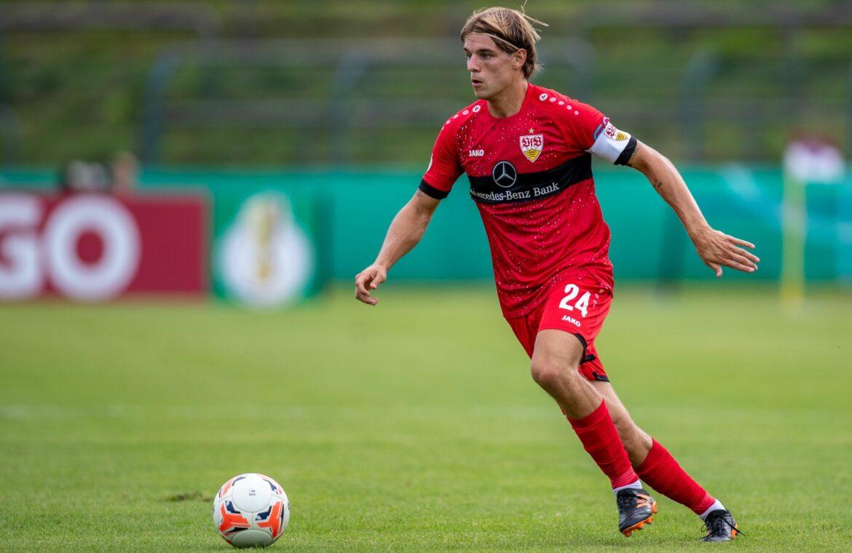 Stuttgarts Sosa für Kroatiens Nationalmannschaft nominiert