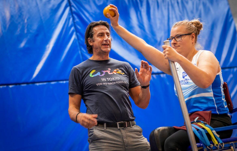 Schenk als Para-Trainer: Der Traum vom Espresso in Paris