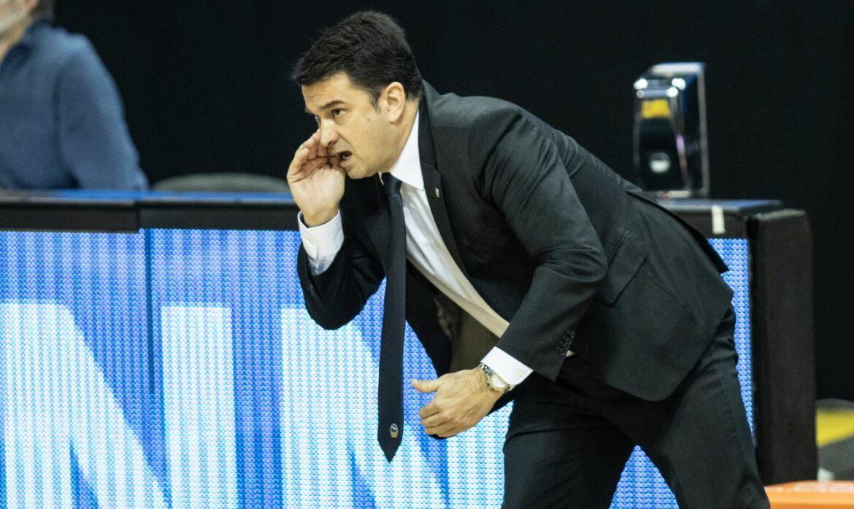 Israel González wird Cheftrainer von Alba Berlin