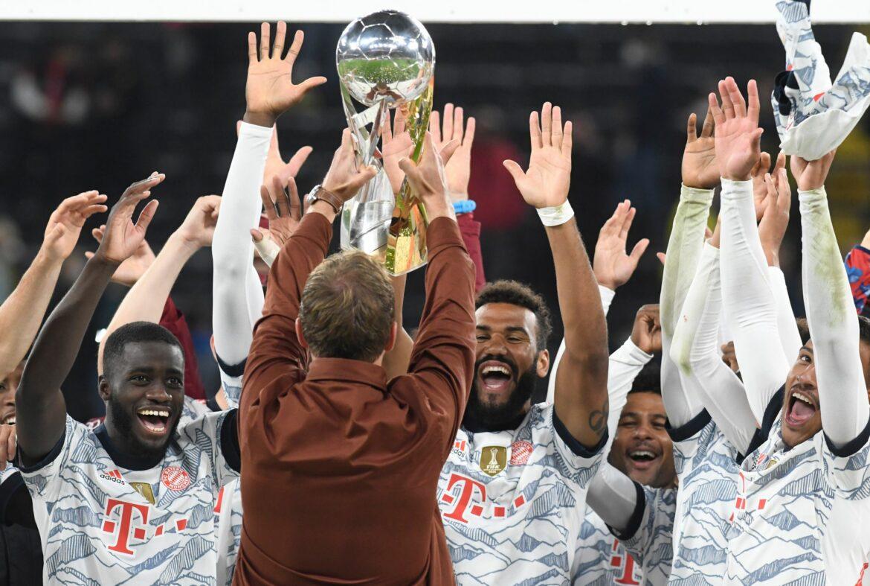 Bayern entzaubern BVB: Nagelsmann will «Titelhamster» werden