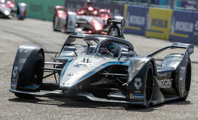 Mercedes zieht sich 2022 aus der Formel E zurück