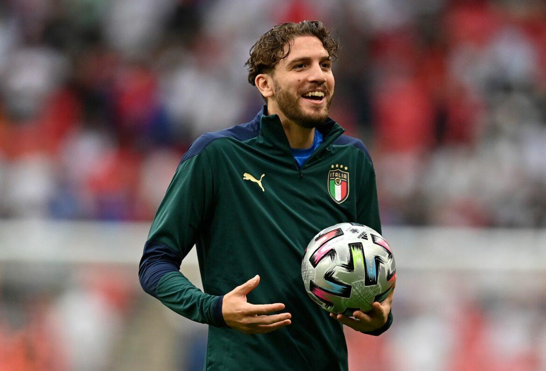Juventus Turin verpflichtet Fußball-Europameister Locatelli