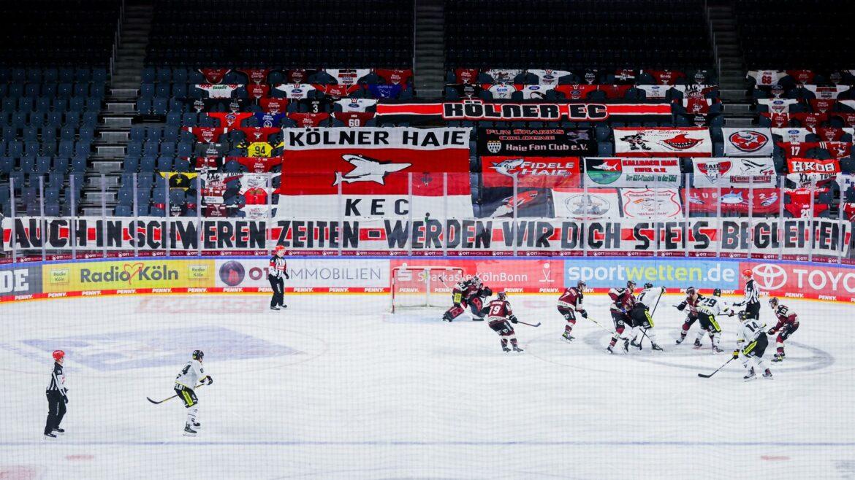 Zuschauer in der DEL: 5000 in Krefeld, 9300 in Köln