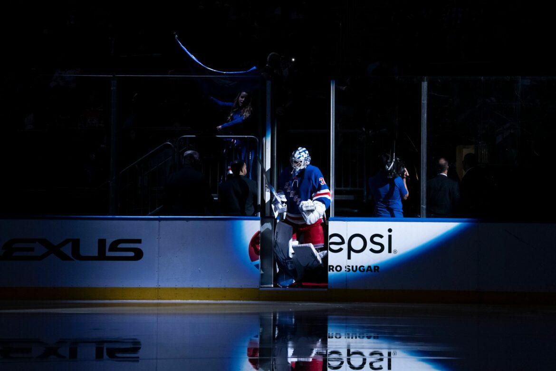 Schwedischer Keeper Lundqvist beendet Eishockey-Karriere