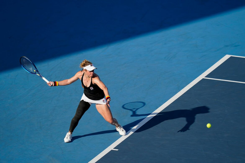 Laura Siegemund sagt nach Knie-OP für US Open ab