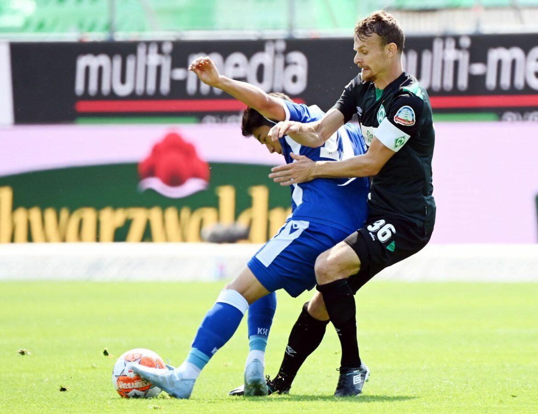 Werder zum dritten Mal in Serie ohne Sieg