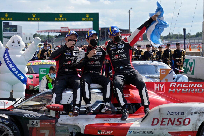 Toyota-Doppelerfolg bei 24 Stunden von Le Mans
