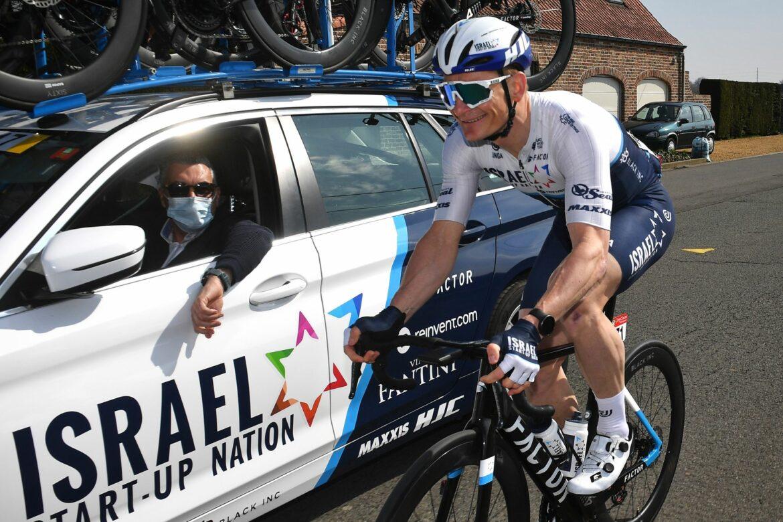 André Greipel: «Das Leben besteht nicht nur aus Radsport»