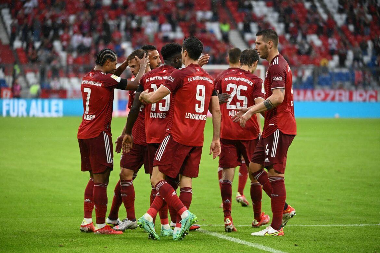 Gnabry erlöst Bayern am Müller-Gedenktag