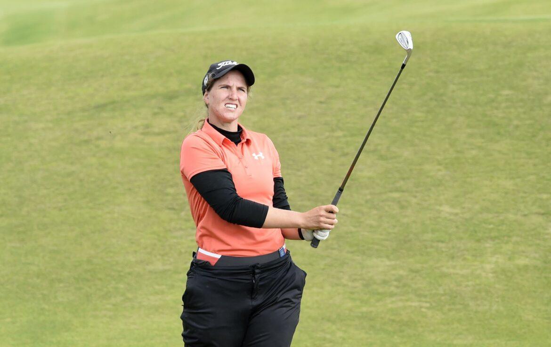 Golferin Leonie Harm starke Siebte bei British Open