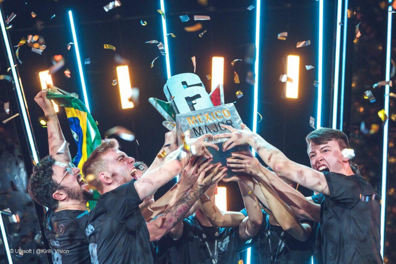 Team oNe eSports gewinnt Rainbow Six Mexico Major 2021