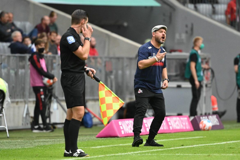 Kölns Trainer Baumgart: Pfiffe gegen Sané beschämend