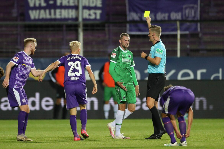 Werder Bremen vor Verpflichtung von 96-Stürmer Ducksch