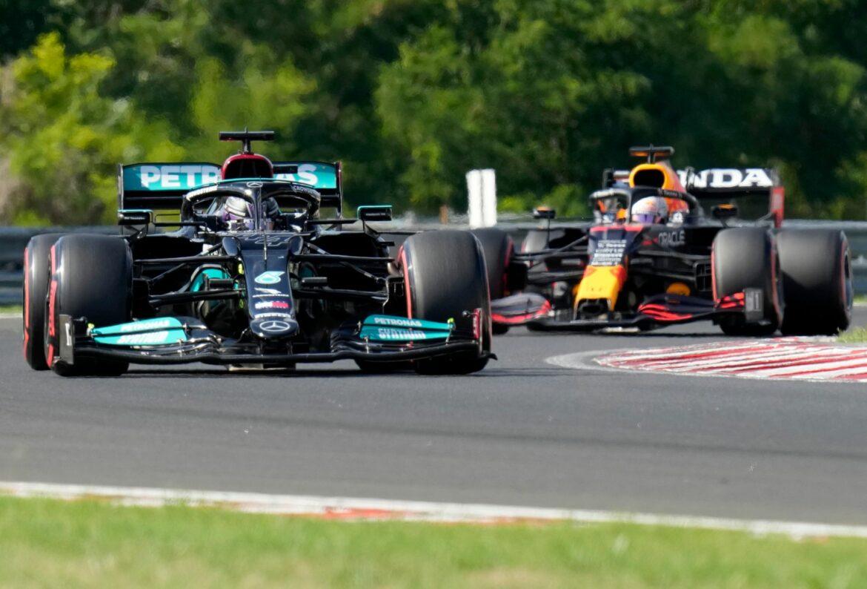 Verstappen fordert Hamilton in Spa: «Fühle mich entspannter»