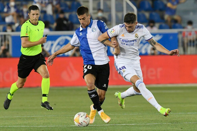 Corona-Fall bei Real – Valverde verlängert bis 2027
