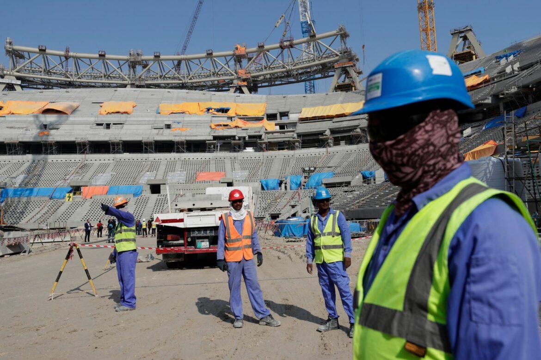 UEFA-Abordnung in Katar: Fortschritte, aber noch Arbeit