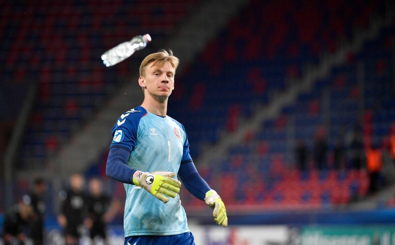 Bis 2026: Hertha verpflichtet dänischen Torhüter Christensen