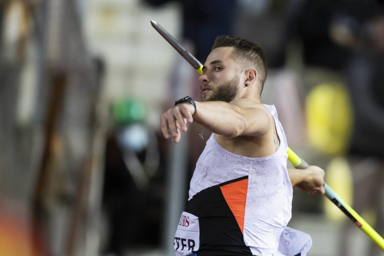 Nach Olympia-Schock: Vetter der 90-Meter-Marke wieder näher