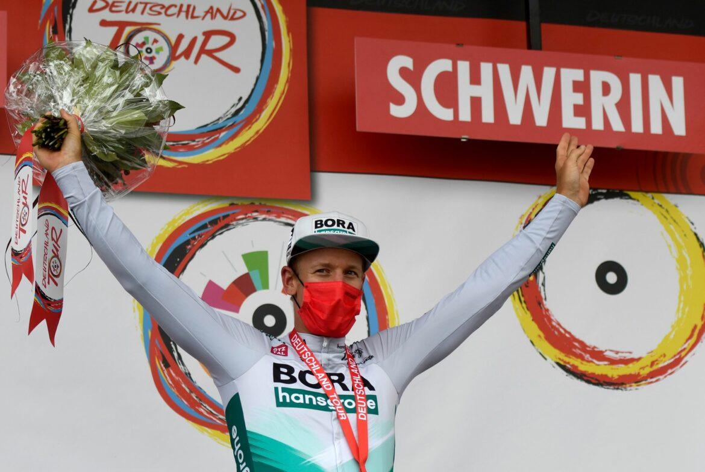 Versöhnliche Töne bei Rad-Sprinter Ackermann