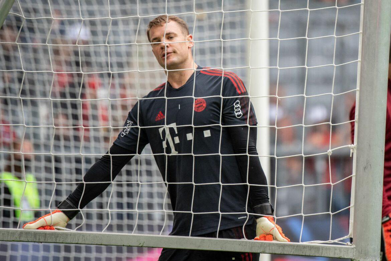 FC Bayern wieder mit Neuer, Lewandowski und Goretzka