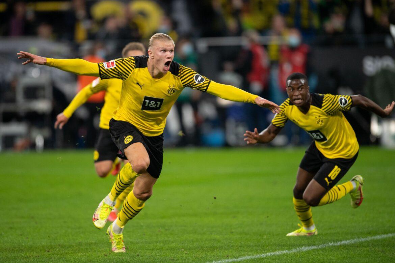 Haaland und zwei Youngster führen BVB zum Sieg