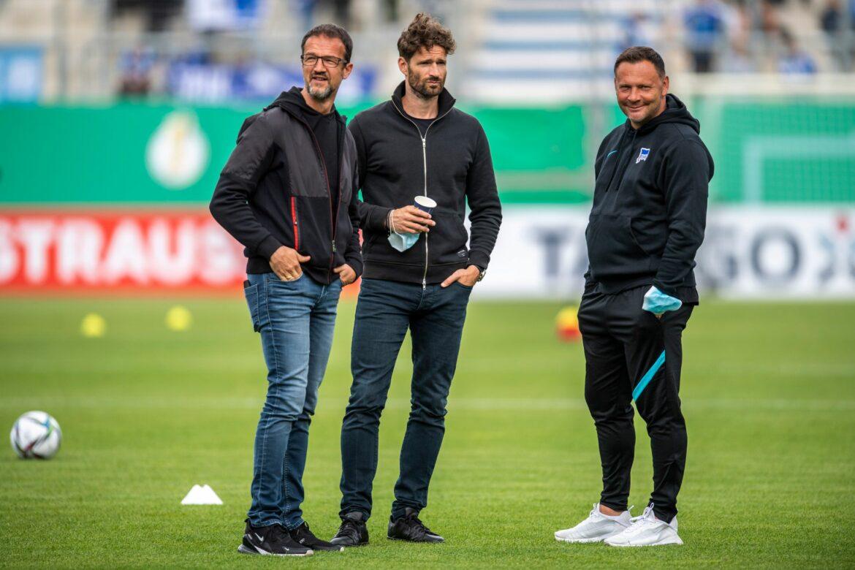 Hertha BSC holt Niederländer Ekkelenkamp von Ajax