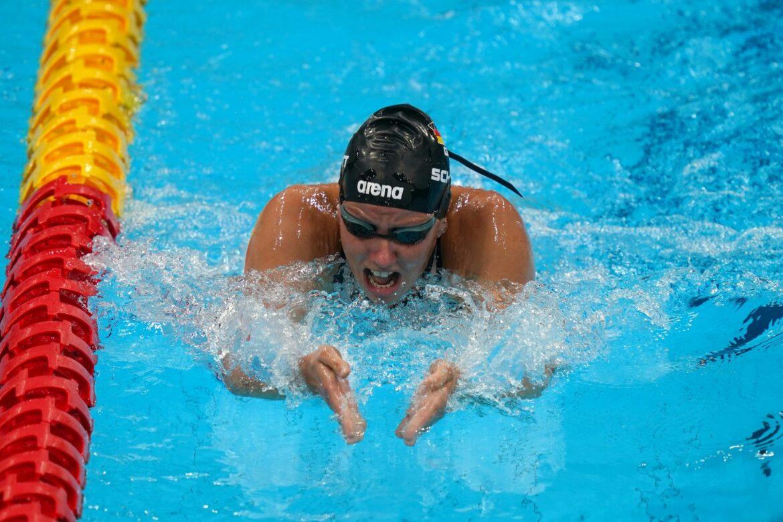 Zweite Para-Bronzemedaille für Schwimmerin Schott