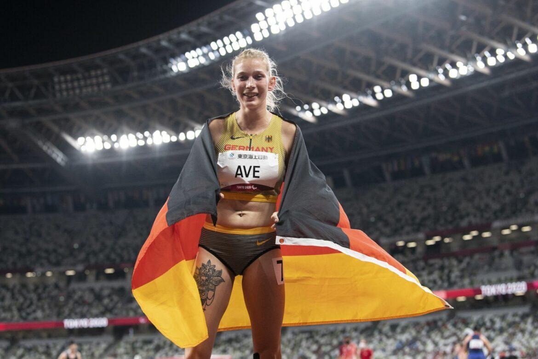 Erste Para-Medaille für Leichtathleten: Ave holt Bronze