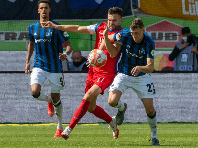 Remis in Heidenheim: HSV kommt weiter nicht vom Fleck