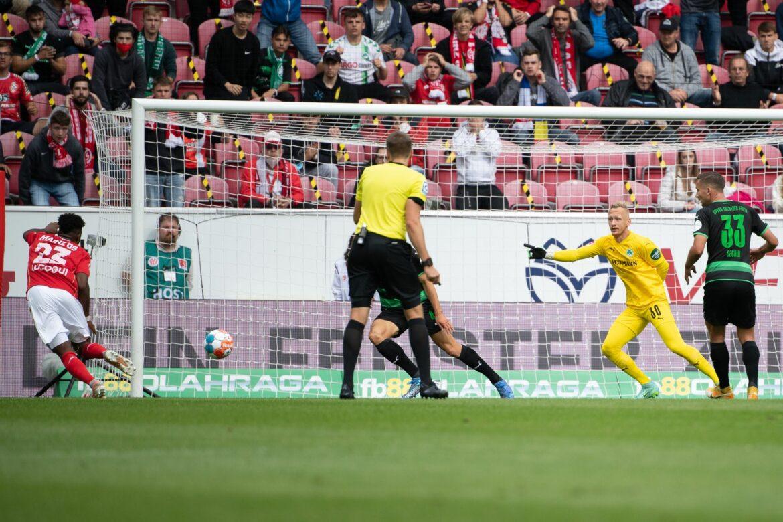 Mainz 05 zeigt Aufsteiger Fürth die Grenzen auf