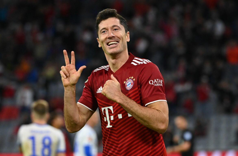 Bayern machen Hertha locker nass – Lewa-Dreierpack