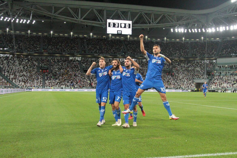 Nach Ronaldo-Abschied: Juventus patzt gegen Empoli
