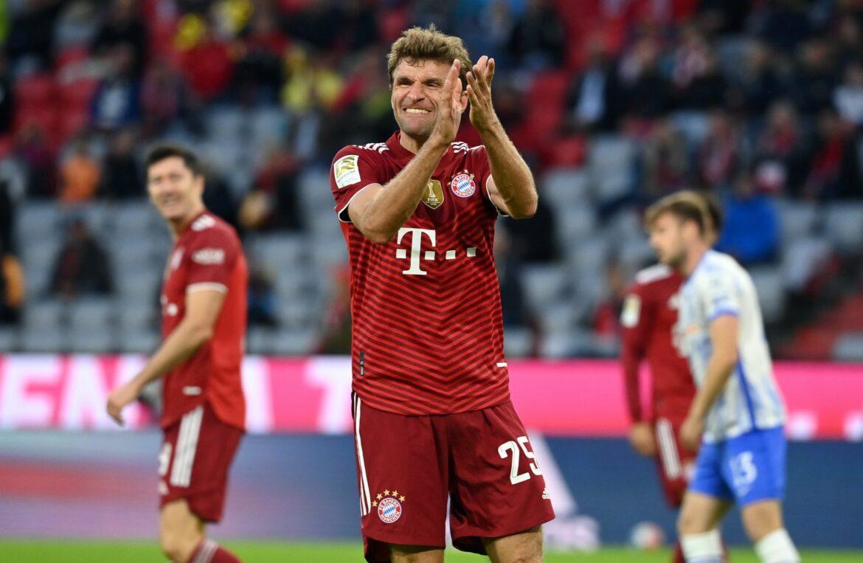 Müller:Ronaldo mit Messi wäre interessante Mischung