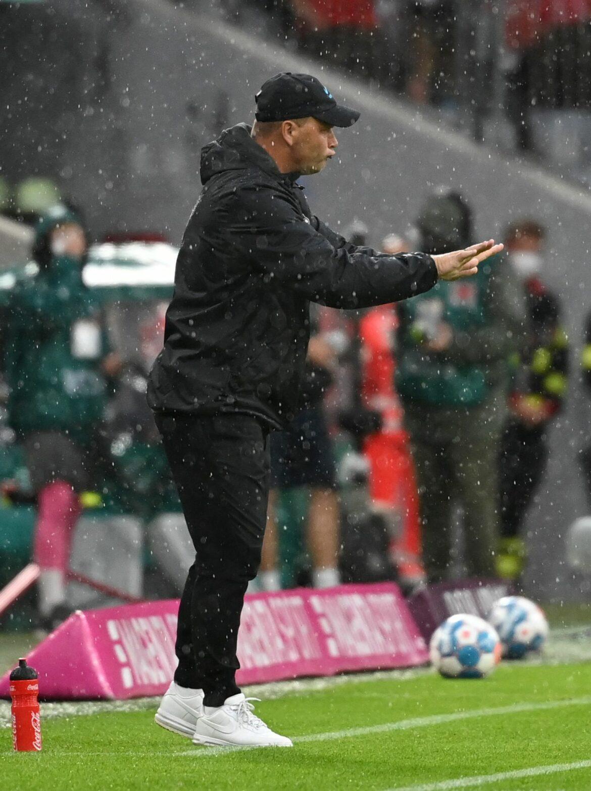 «Schockierende» Hertha: Dardai redet von Abschied