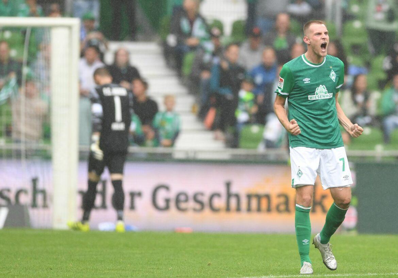 Starker Ducksch-Einstand bei Werder: Sieg gegen Hansa