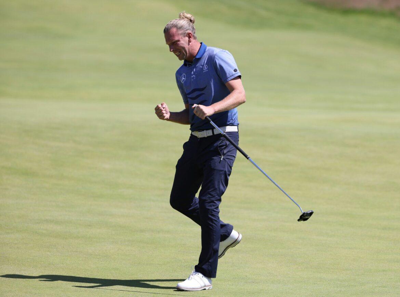 Golfer Siem Siebter bei European Masters – Kaymer 18.