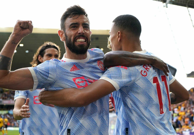 Mit Sancho, ohne Ronaldo:United stellt Auswärtsrekord auf